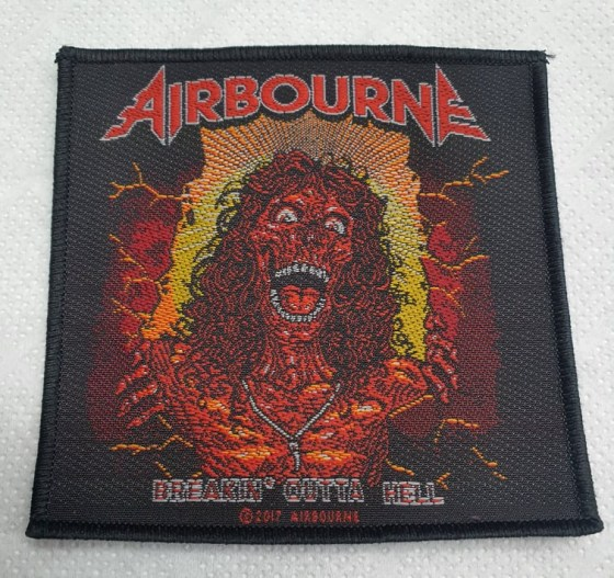 AIRBOURNE BREAKIN