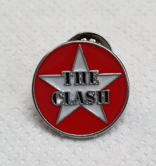 Pin The Clash
