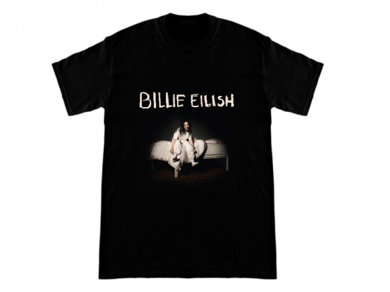 Camiseta Billie Eilish