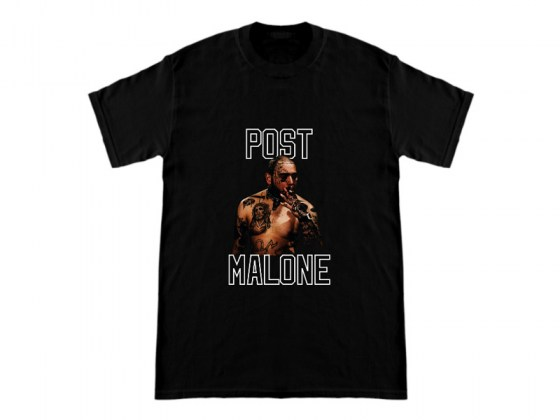 Camiseta Post Malone