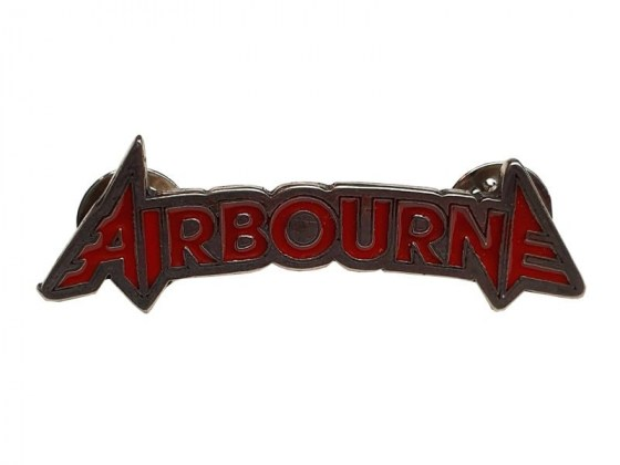 Pin Airbourne